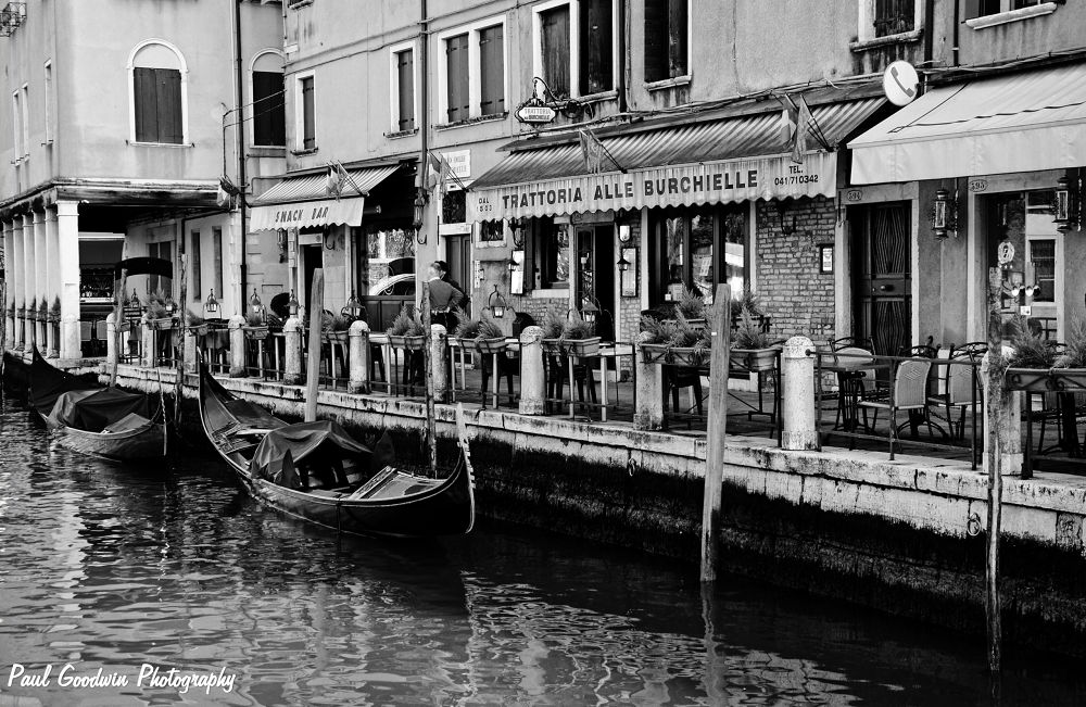 Locals bar in Venice. by paulgoodwin5524