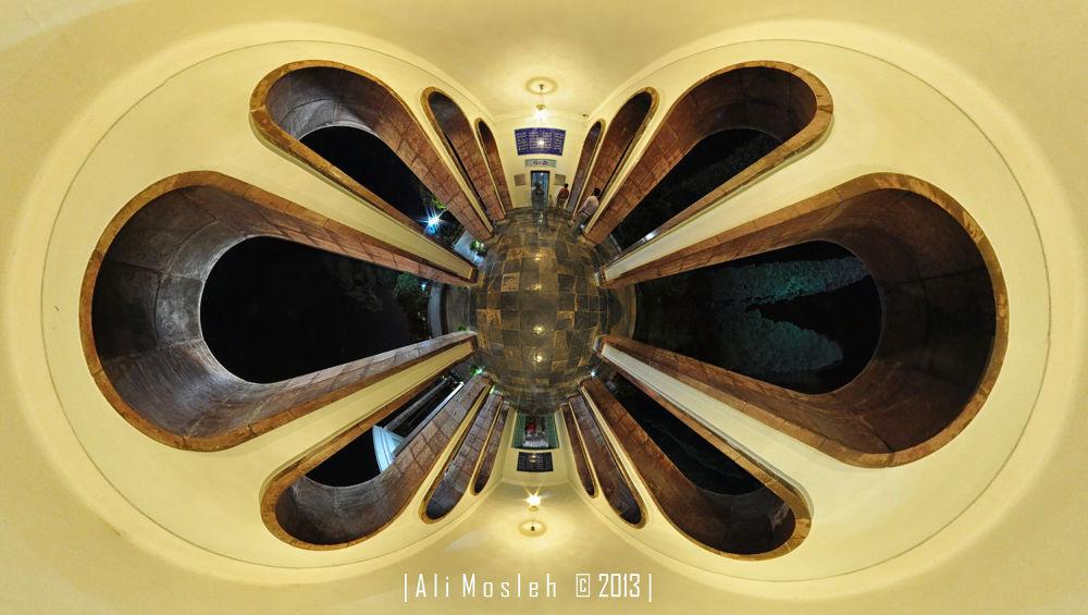 ■ Tomb Of Saadi | رواق سعدی ■ by Ali mosleh