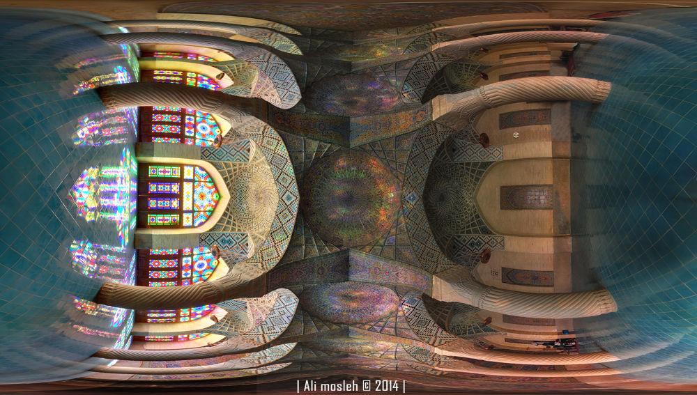 | Nasir Al Molk Mosque | by Ali mosleh