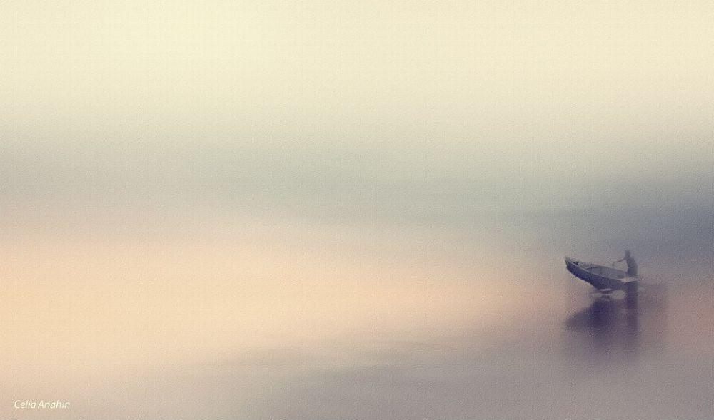 The fisherman's boat by CeliaAnahin