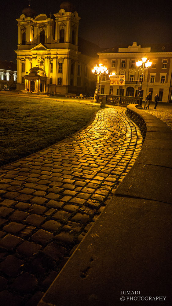 Unirii Square by dimadi