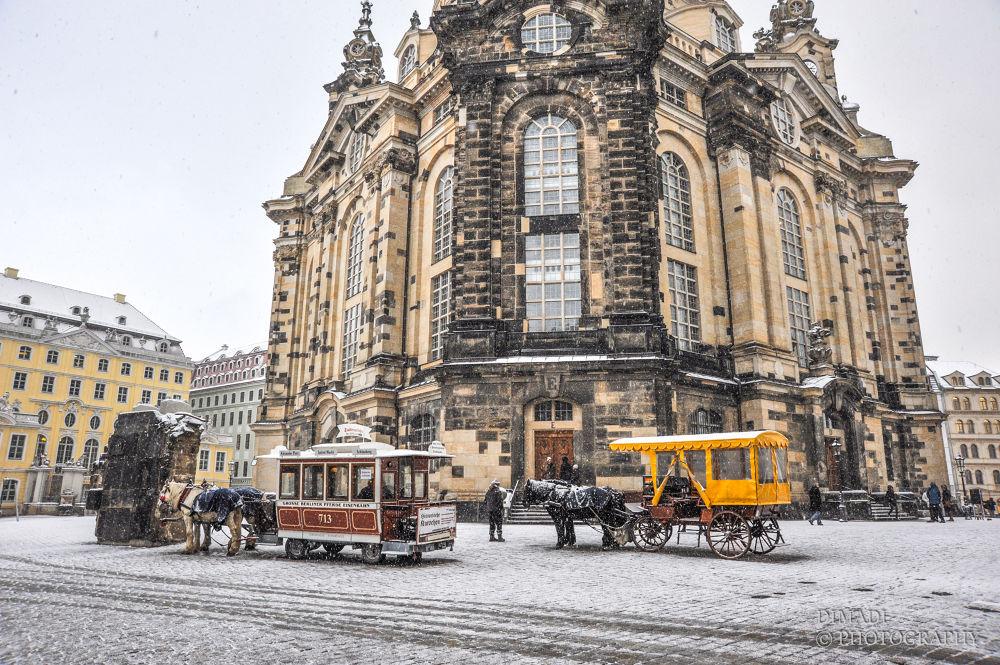 Frauenkirche by dimadi