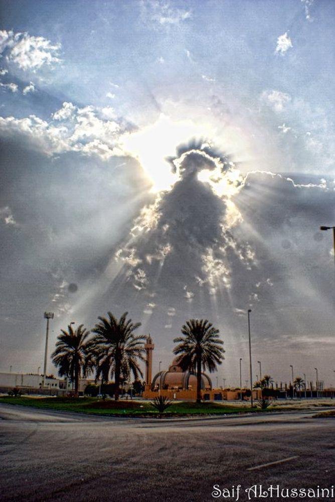 urban cloud by Saif