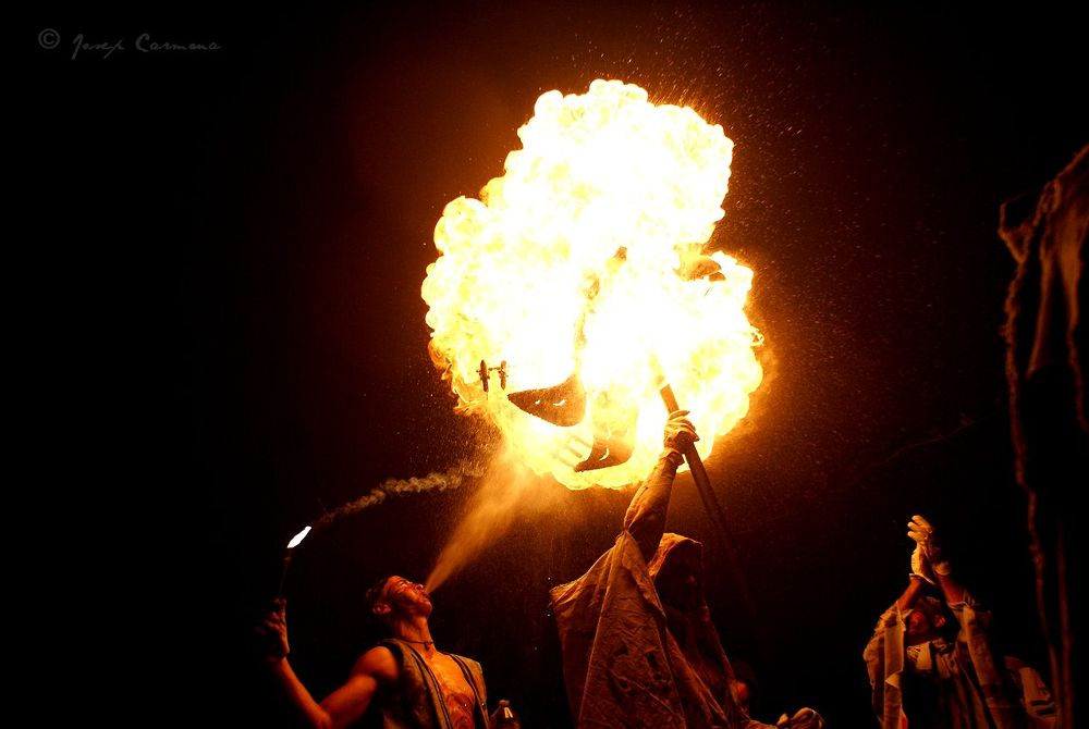 Espectáculos de Fuego - Fire Shows by JosepStartecnia