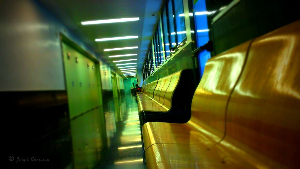 Hospital Espera - hospital Waiting by JosepStartecnia