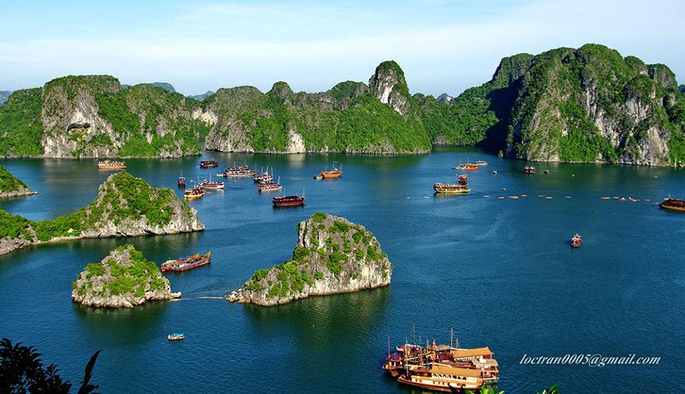 Hạ Long- Việt Nam by loctran0005
