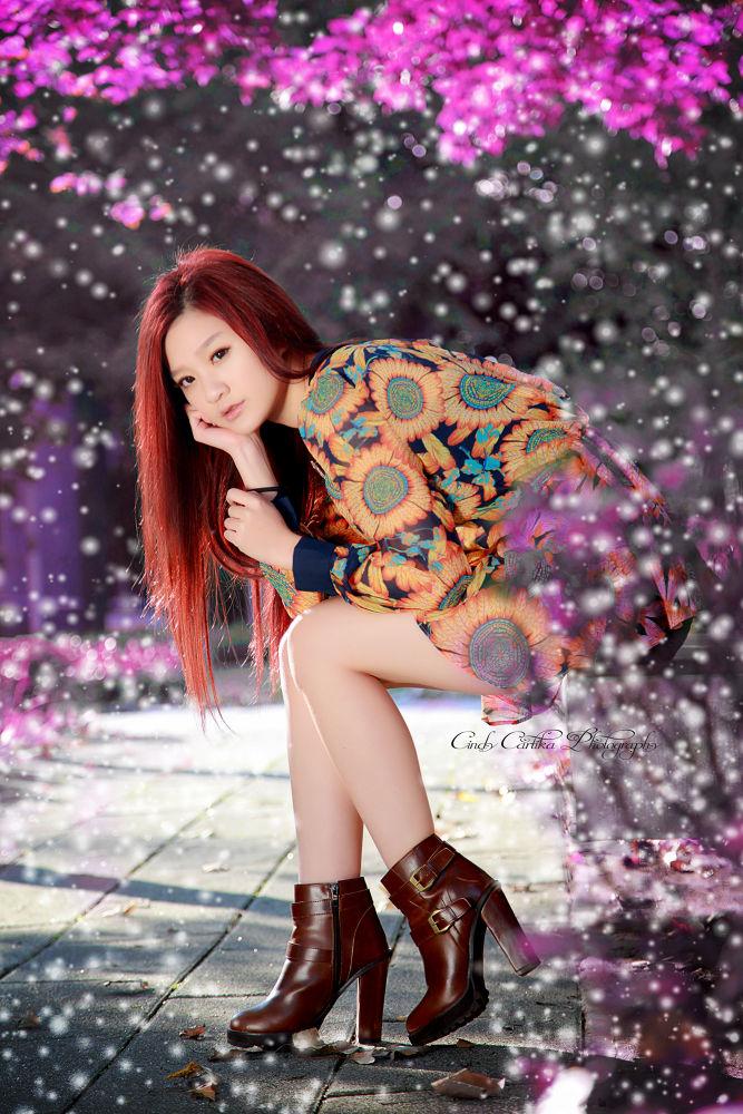 MORENA 黃郁心 by cindycartika