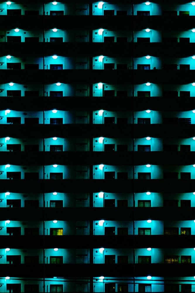 BlueLight by GinjiFukasawa