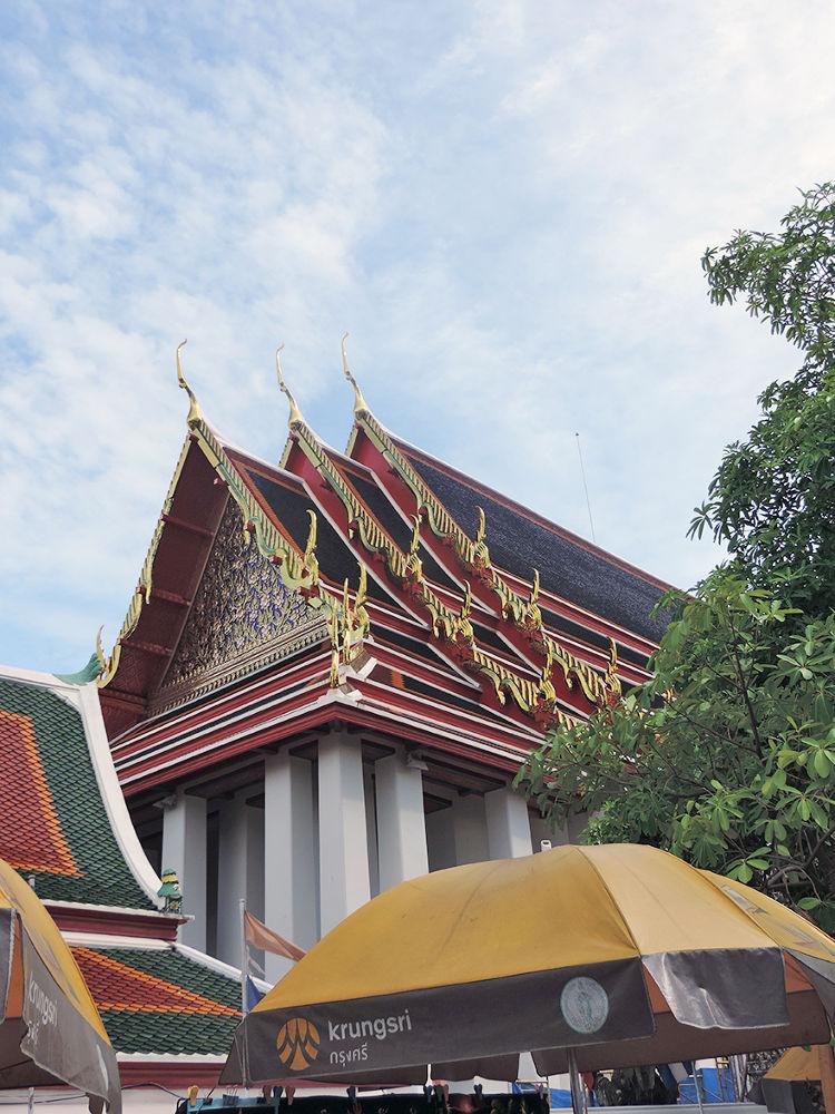 Bangkok Buddha temple 1 by niravr212