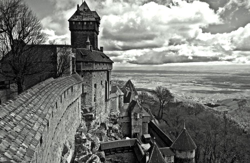 Château du Haut-Koenigsbourg by Stefano Zocca