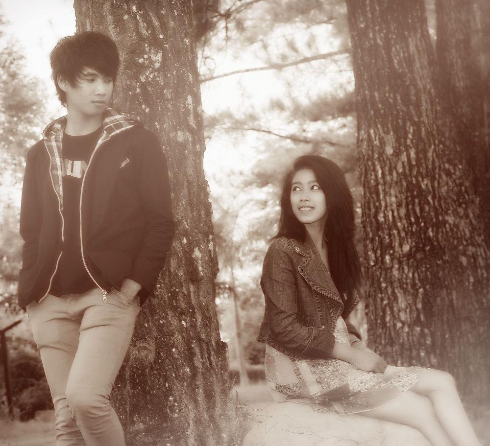 couple by yudhistwira
