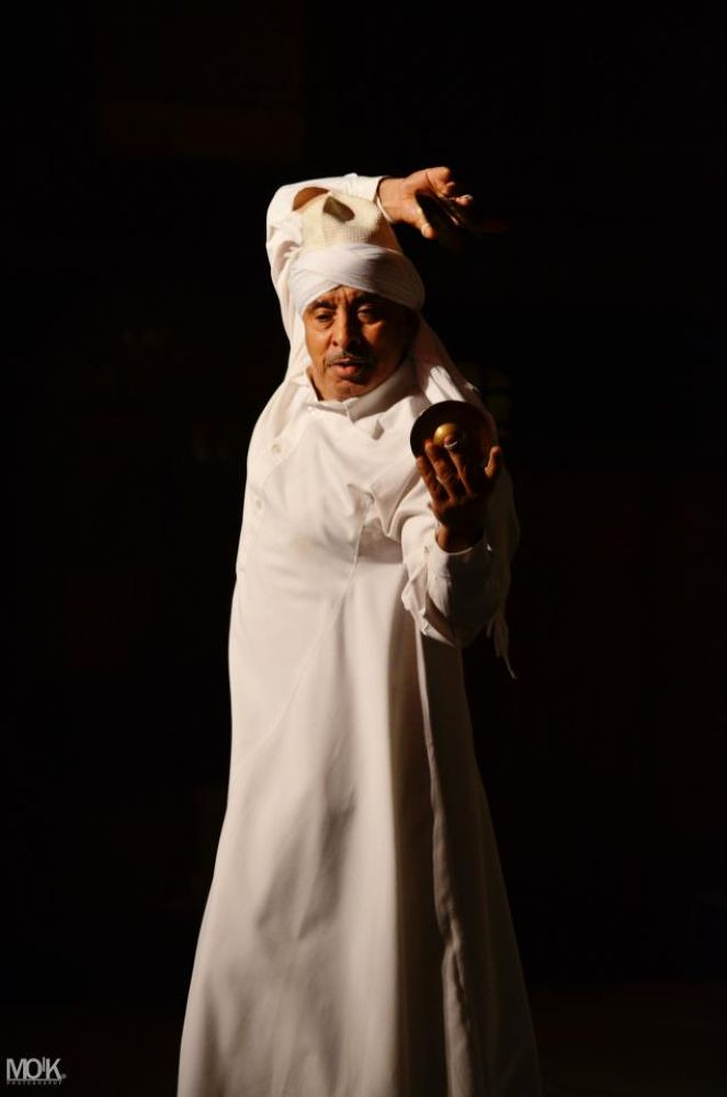 Show Man by Mohammad Armalah