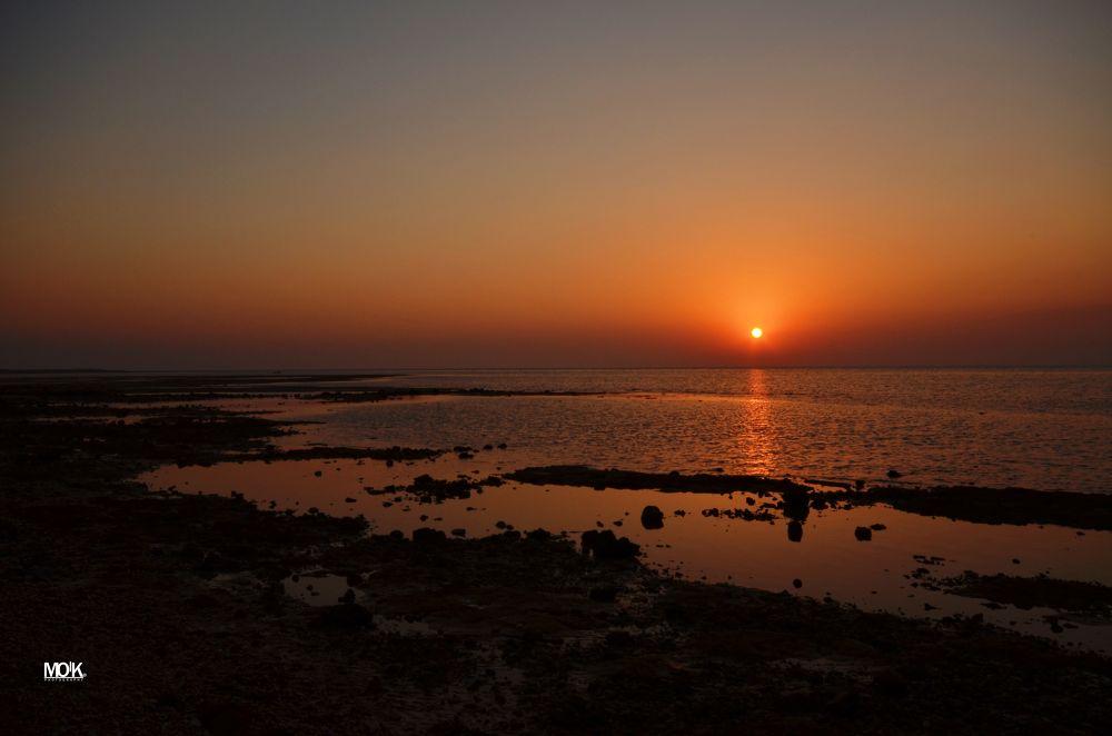 Sun rise  by Mohammad Armalah