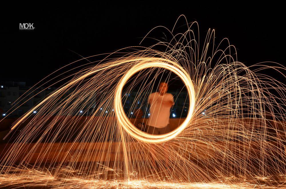 Fire Silks  by Mohammad Armalah