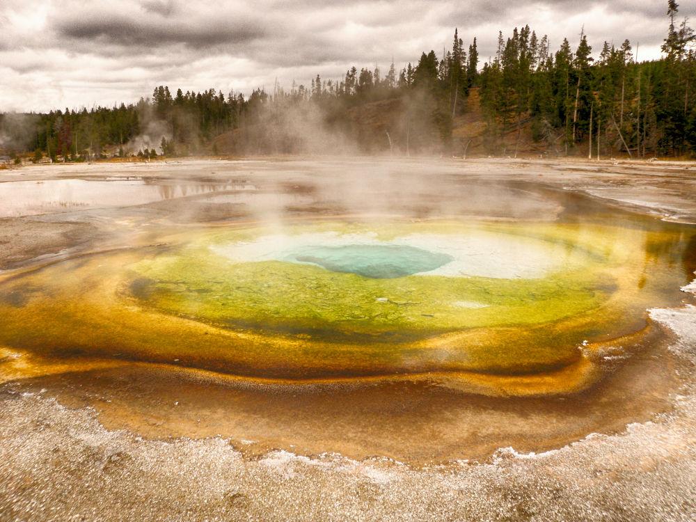 Yellowstone National Park. by mountaingoat