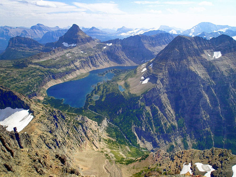 Glacier National Park, Montana. by mountaingoat