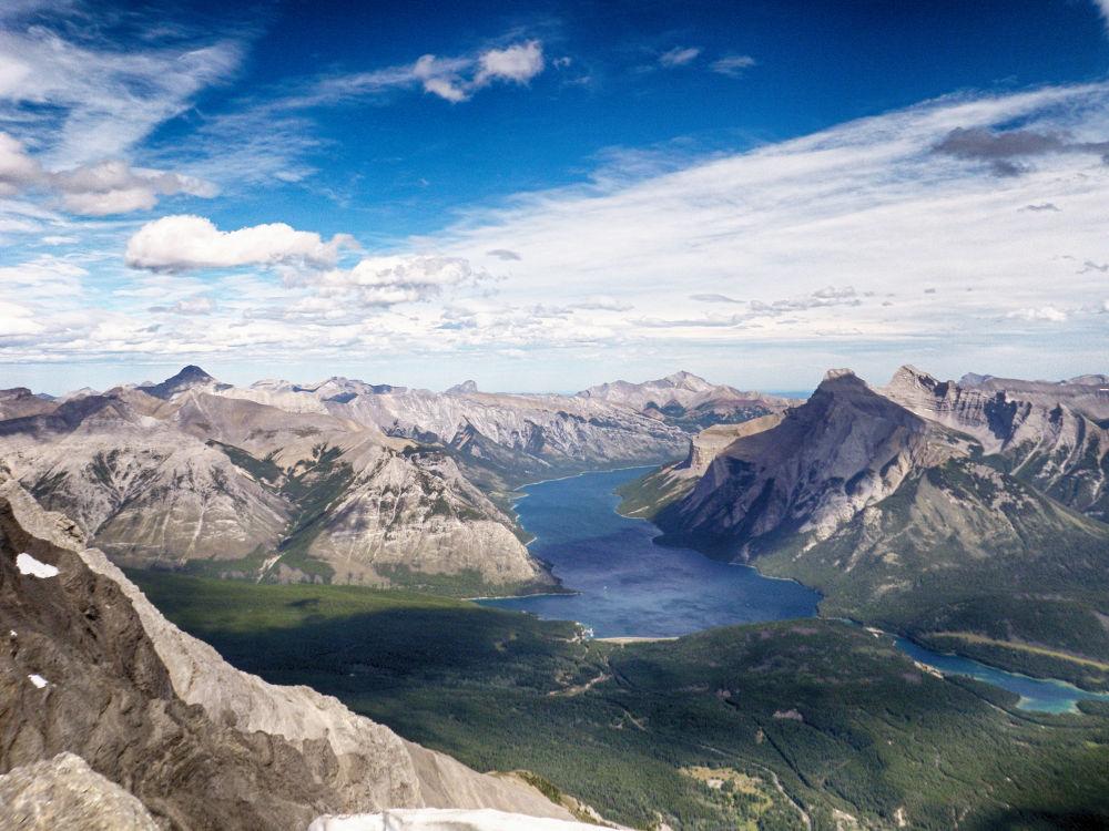 Cascade Mt Hike. by mountaingoat