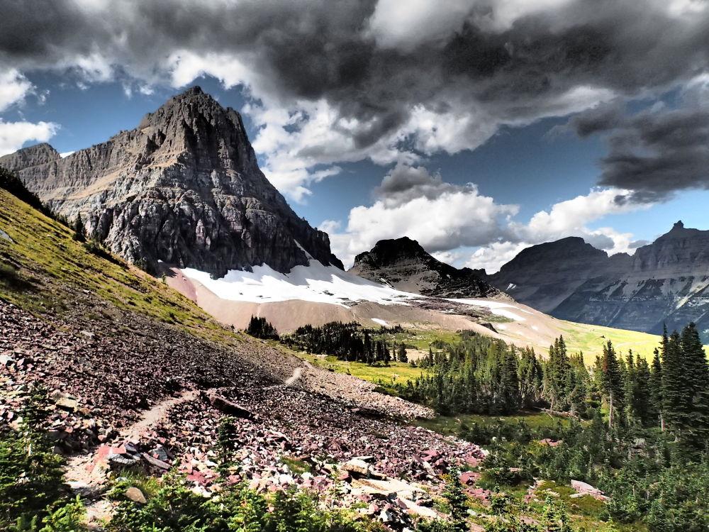 Glacier National Park, MT. by mountaingoat