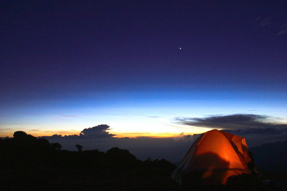 On The Mountain -- Kilimanjaro. by mountaingoat