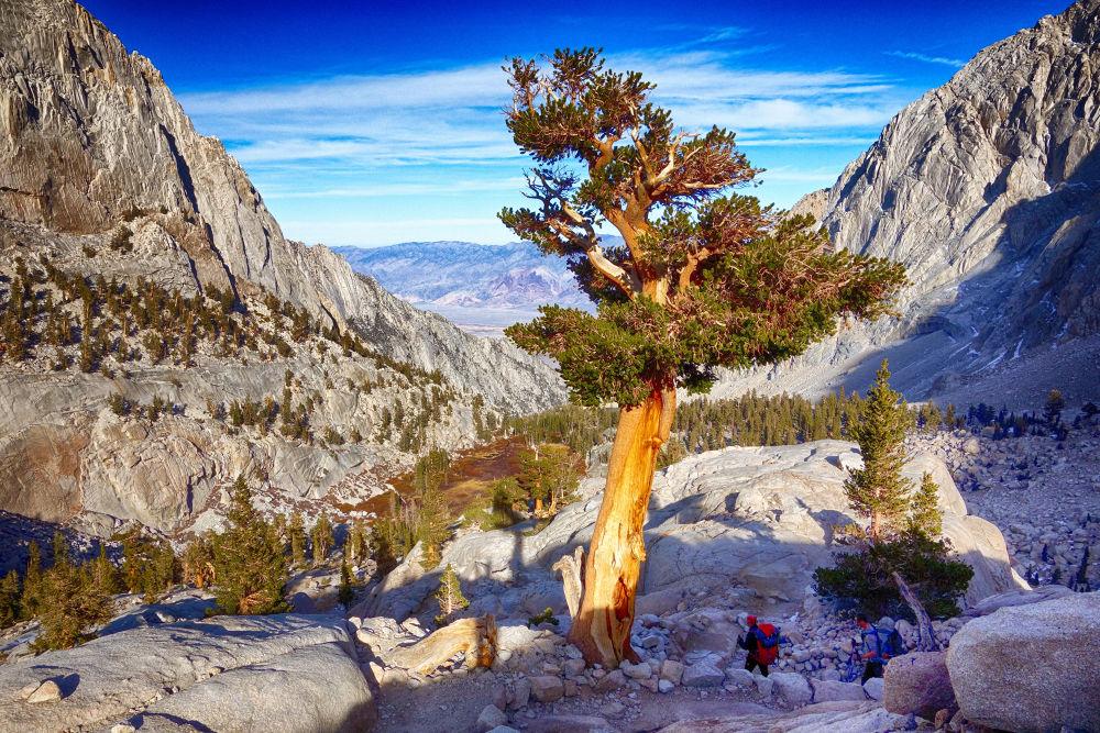 Hiking A California Corridor. by mountaingoat