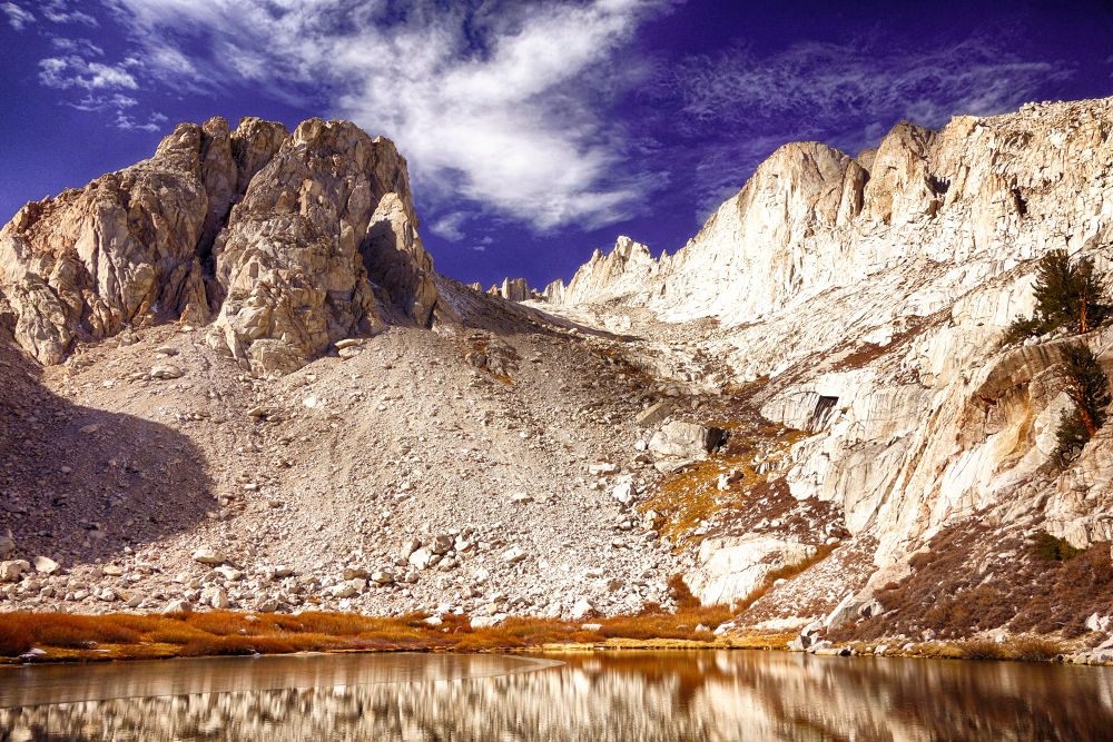 Mt Whitney Hike, CA. by mountaingoat
