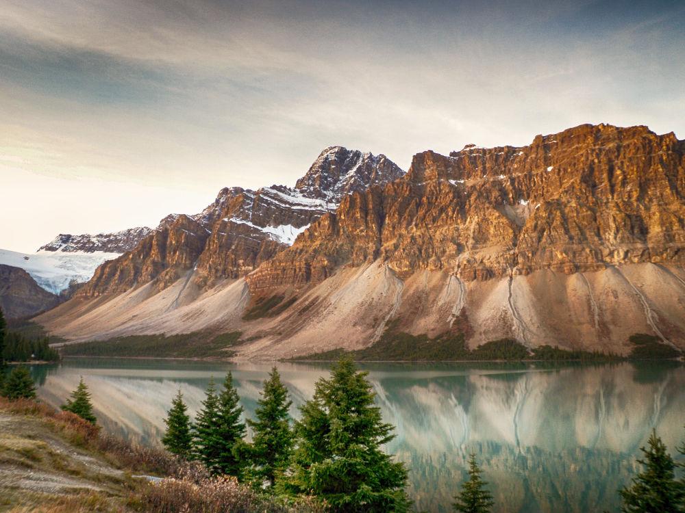 Alberta Rockies. by mountaingoat