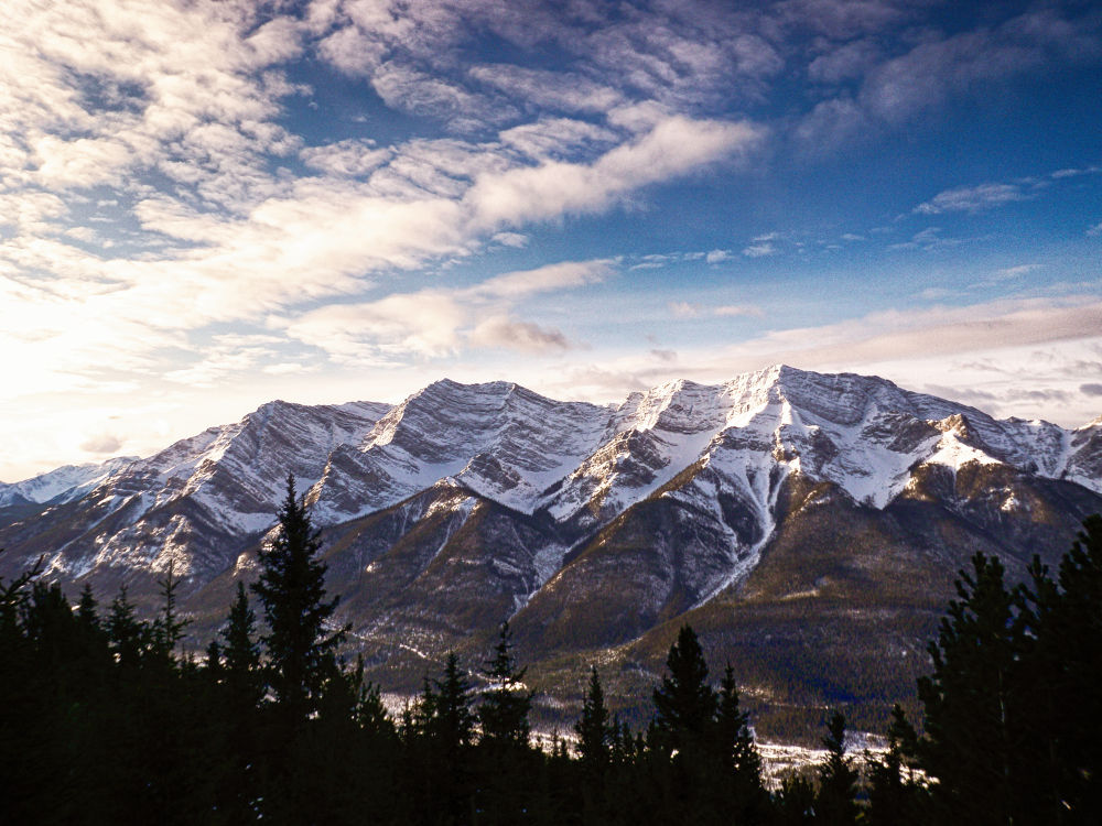 Alberta Afternoon. by mountaingoat