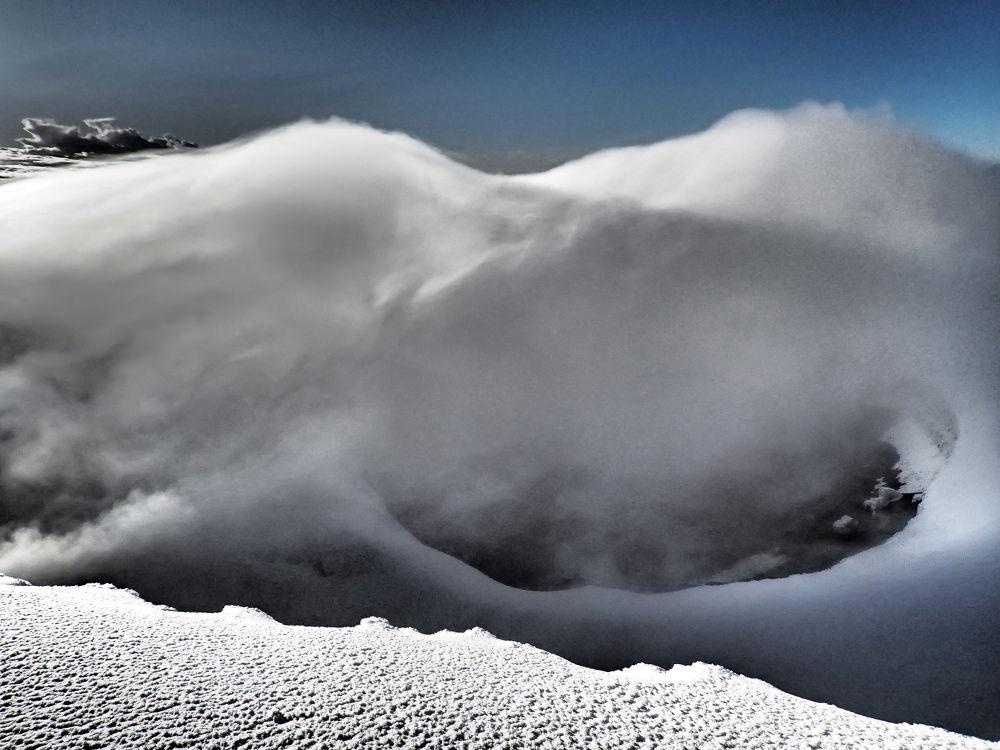 Clouded Ecuador. by mountaingoat