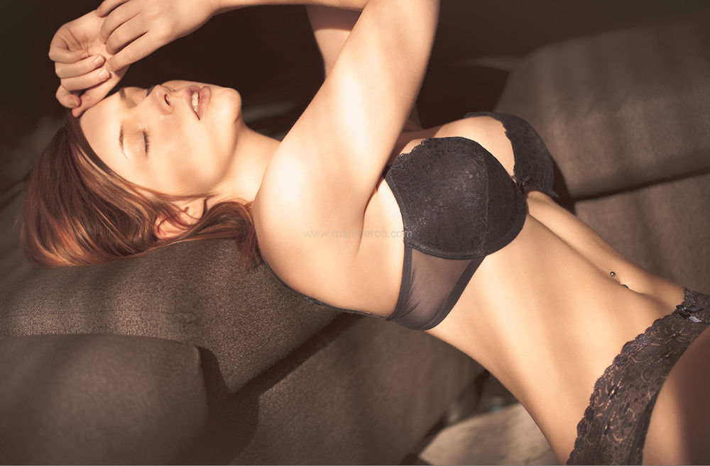 Lingerie by markderoophotography
