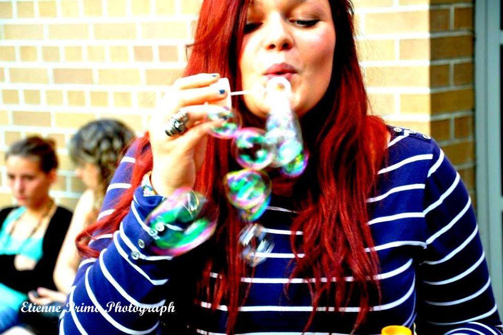 Bubbles by Etienne