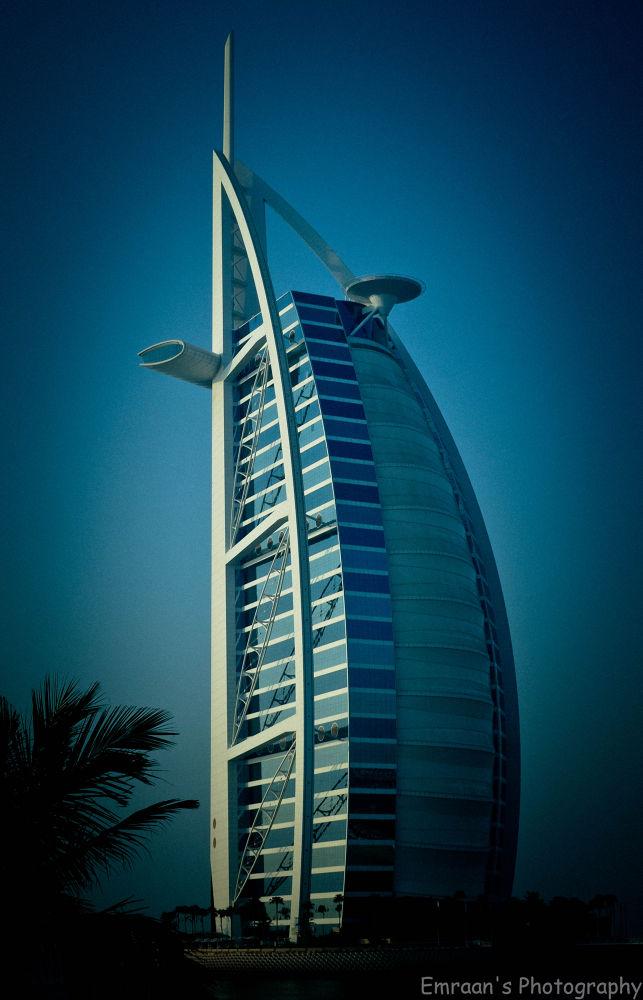 Burj Al Arab  by imranabhatti