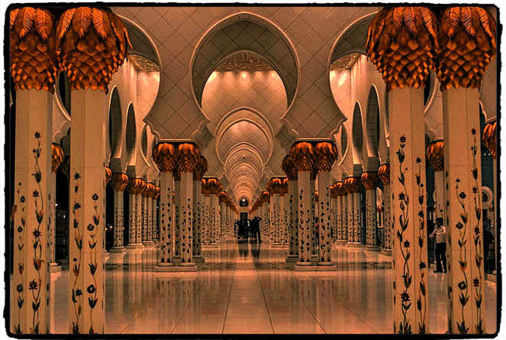 Shaikh Zayed Mosque  by imranabhatti