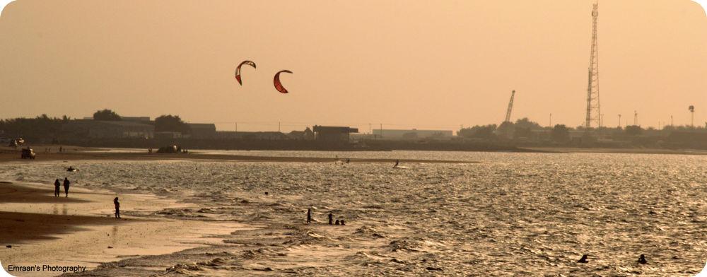 The Beach by imranabhatti