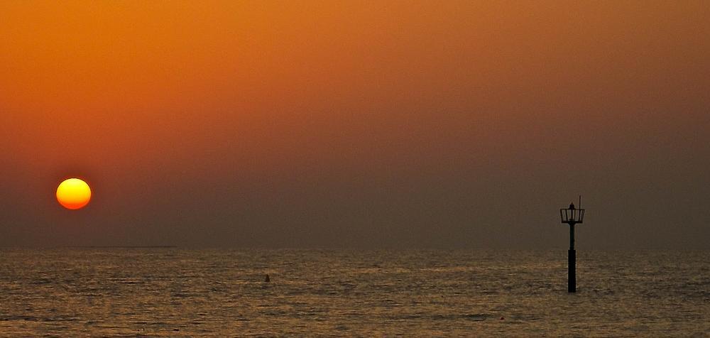 Sunset by imranabhatti