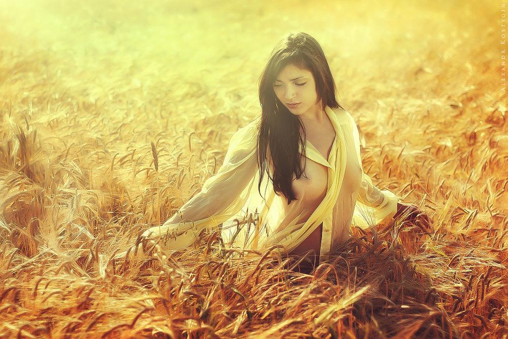 Sleeping Sun by Kostygin