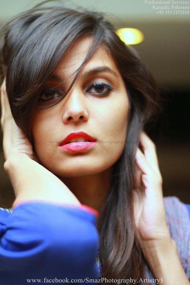 Being gorgeous is my style ;) by Arsalan Zafar
