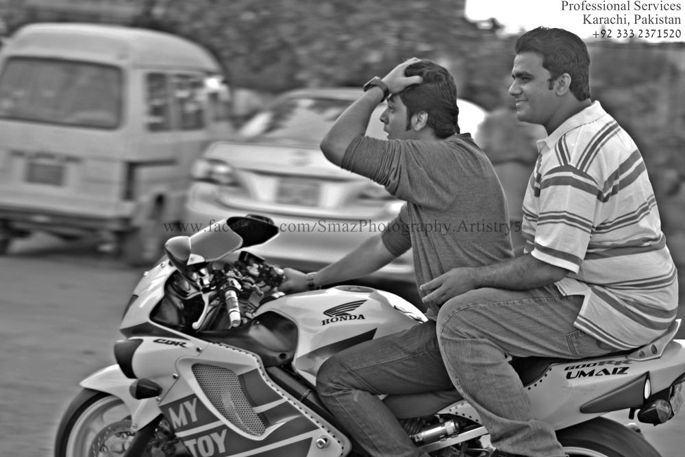 """"""" Speed is no excuse for me """". by Arsalan Zafar"""