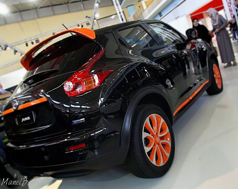 Nissan-Juke by Manel