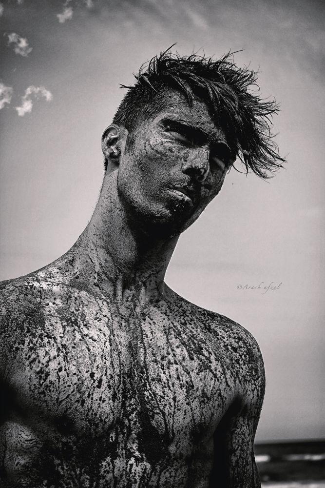 Sand man by Arashafzal