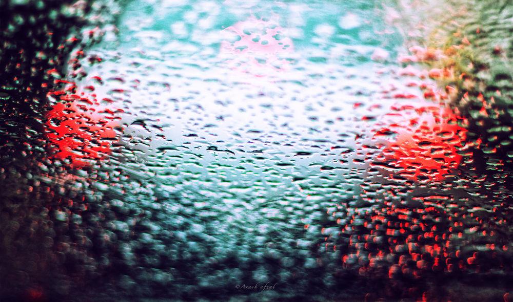 """ smell of rain "" by Arashafzal"