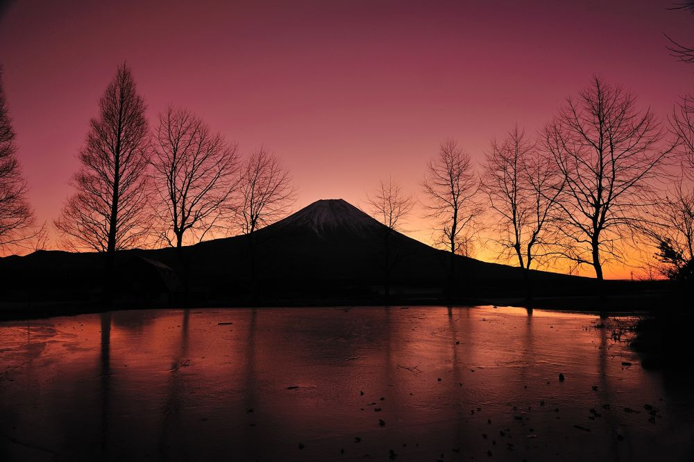 Fujisan by Syuki Eita
