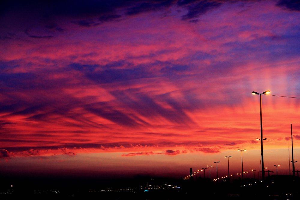 Sky Like Vessels by Mohammad Hashemi