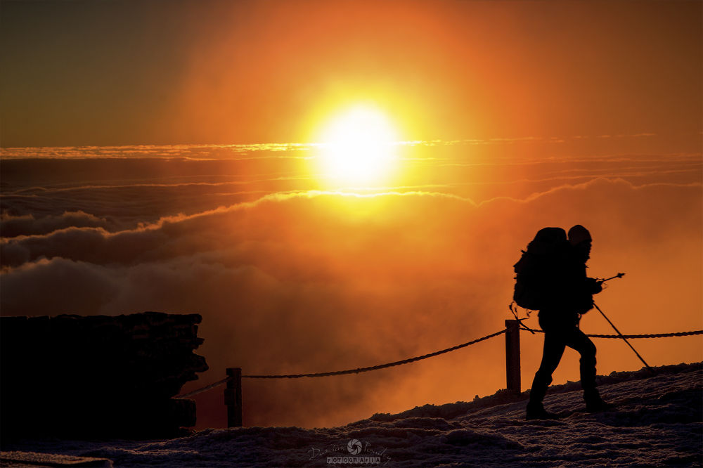 Sunrise Snezka by maestroDD