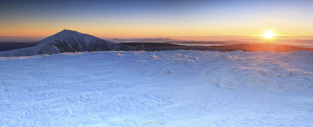 Panorama Snezka by maestroDD
