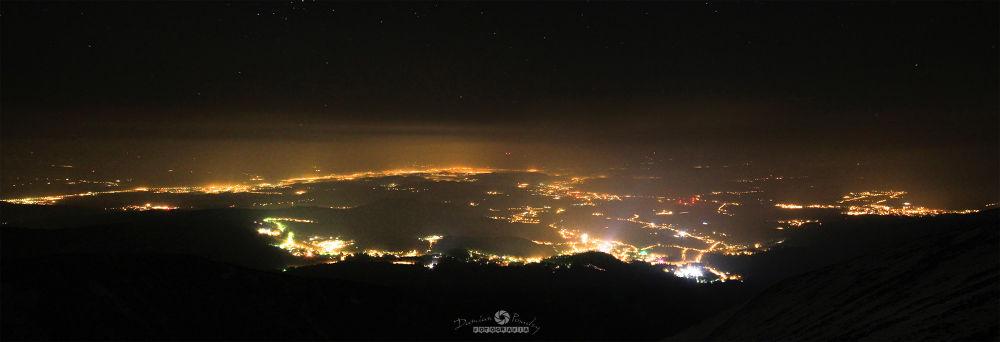 Karpacz panorama by maestroDD