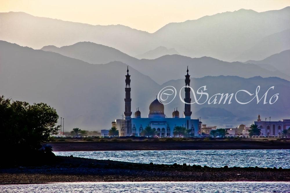 Subhan Allah by Sam Mo