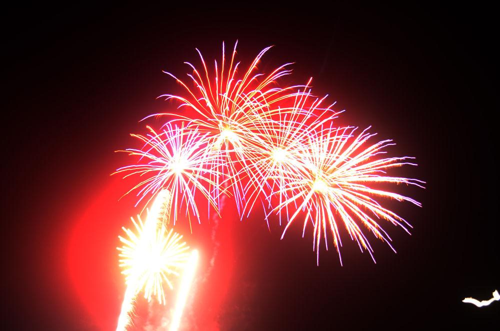 fireworks 2 by John Paul Marcelino