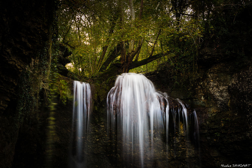Cascade by Nicolas SAVIGNAT