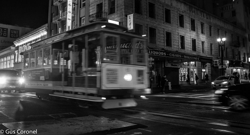 Streets of San Francisco I by Gustavo Coronel