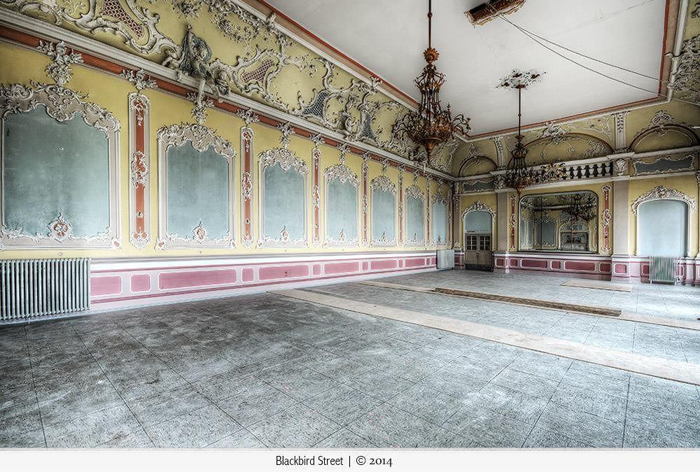 Ballroom by BlackbirdStreet